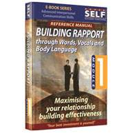 Building Rapport with Words, Vocals and Body Language