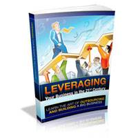 Leveraging Your Business in the 21st Century